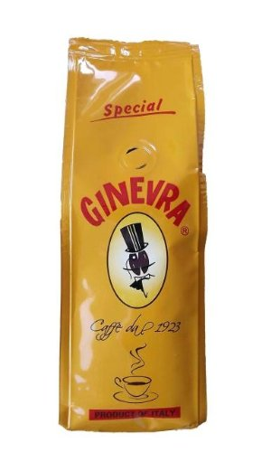 Caff 232 Ginevra Miscela Quot Special Quot Sicilian Ground Coffee