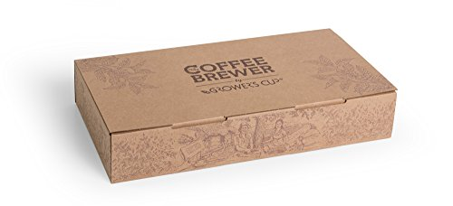 Coffeebrewer Gift Box Assortment 10pcs By Growers Cup Coffee Beansv