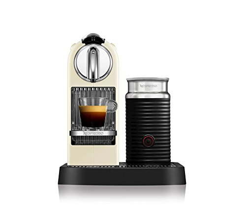 Nespresso CitiZ and Milk by Magimix M190 Coffee Machine - Coffee Beansv