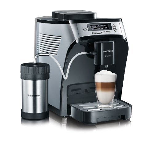 Severin Piccola 1 Touch Automatic Bean To Cup Coffee