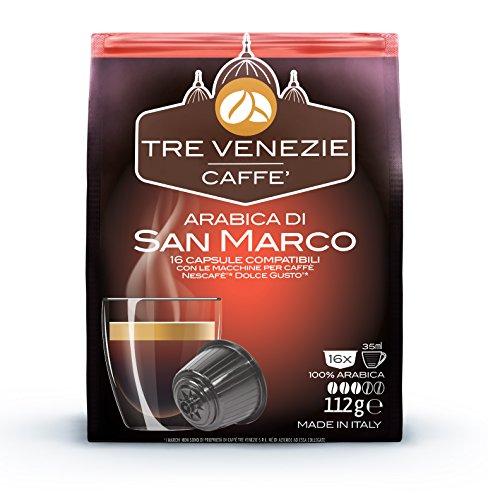 64 tre venezie italian coffee dolce gusto compatible. Black Bedroom Furniture Sets. Home Design Ideas