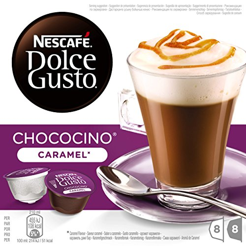 dolce gusto chococino how to make