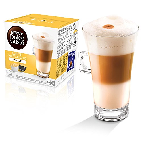 Nescafe Dolce Gusto Coffee Pods Capsules CARAMEL LATTE