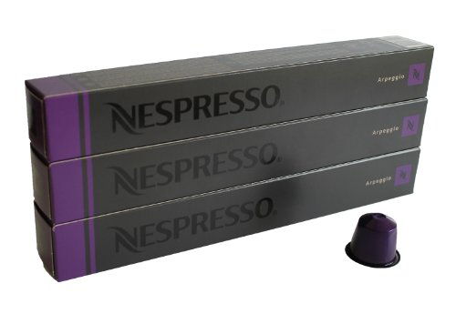 Nespresso Capsules purple  30x Arpeggio  Original Nestlé  -> Nespresso Nestle