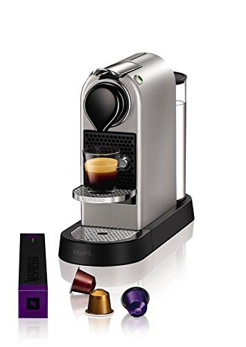 nespresso by krups xn740540 nespresso citiz coffee machine 1260 w coffee beansv. Black Bedroom Furniture Sets. Home Design Ideas